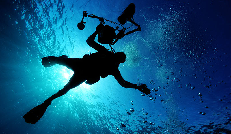 Underwater Film & TV Production