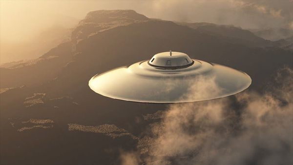 Silicon Valley Is Searching UFOs Off the California Coast and Mexico